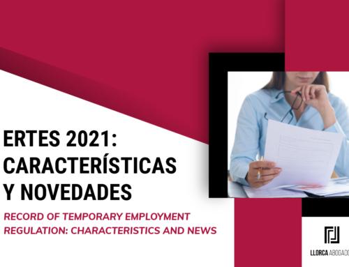 ERTES 2021: Características y novedades