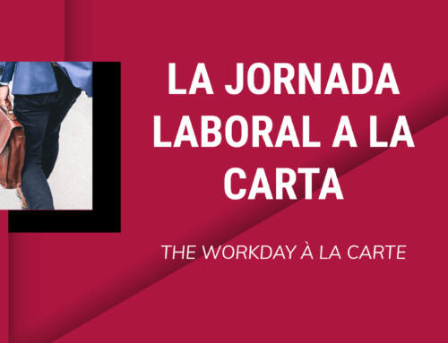 The workday a la carte
